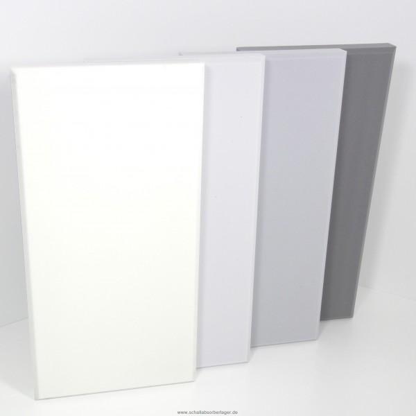 Schallabsorberplatte Dekor 100 x 50 cm
