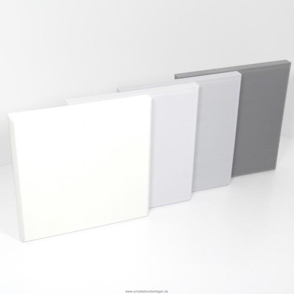Schallabsorberplatte Dekor 50 x 50 cm