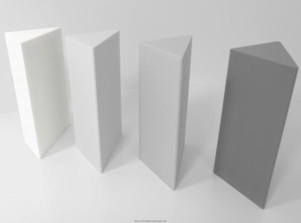 Bass- / Eckabsorber 50 x 25 x 25 cm